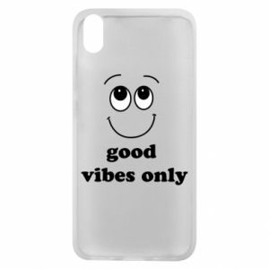 Xiaomi Redmi 7A Case Good  vibes only