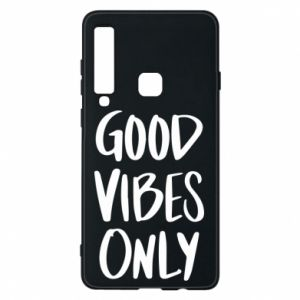 Samsung A9 2018 Case GOOD VIBES ONLY