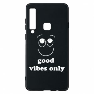 Etui na Samsung A9 2018 Good  vibes only