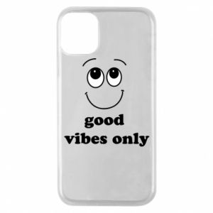 Etui na iPhone 11 Pro Good  vibes only