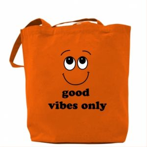 Bag Good  vibes only