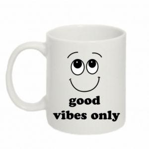 Mug 330ml Good  vibes only