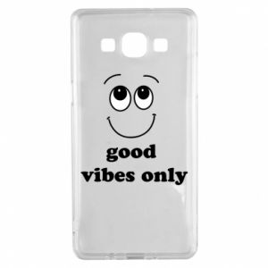 Samsung A5 2015 Case Good  vibes only