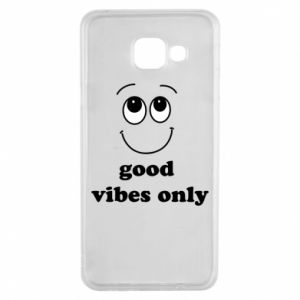 Samsung A3 2016 Case Good  vibes only