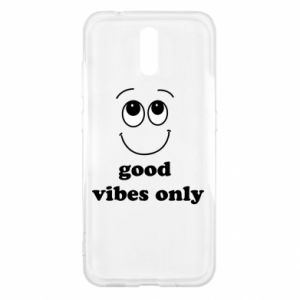 Nokia 2.3 Case Good  vibes only