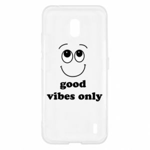 Nokia 2.2 Case Good  vibes only