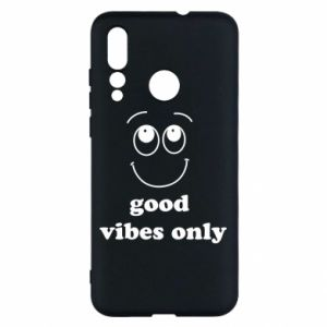 Huawei Nova 4 Case Good  vibes only