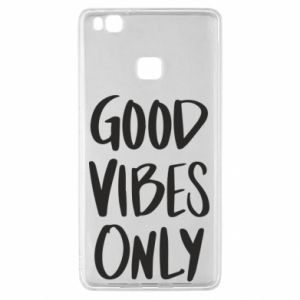 Huawei P9 Lite Case GOOD VIBES ONLY
