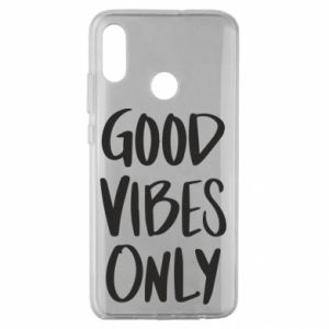 Huawei Honor 10 Lite Case GOOD VIBES ONLY