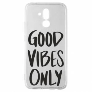 Huawei Mate 20Lite Case GOOD VIBES ONLY