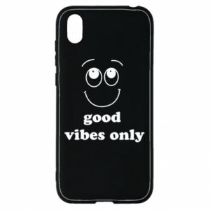 Huawei Y5 2019 Case Good  vibes only