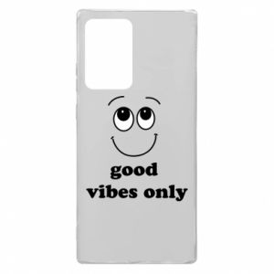 Samsung Note 20 Ultra Case Good  vibes only