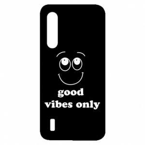 Xiaomi Mi9 Lite Case Good  vibes only