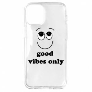 iPhone 12 Mini Case Good  vibes only