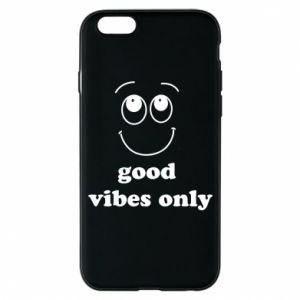 Etui na iPhone 6/6S Good  vibes only