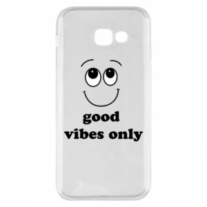 Etui na Samsung A5 2017 Good  vibes only