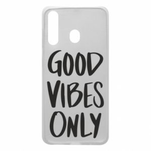 Samsung A60 Case GOOD VIBES ONLY