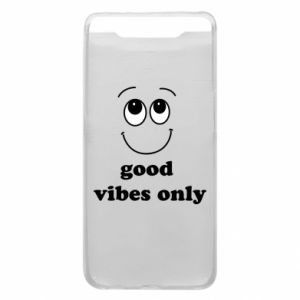Etui na Samsung A80 Good  vibes only