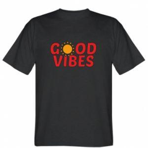 T-shirt Good vibes sun