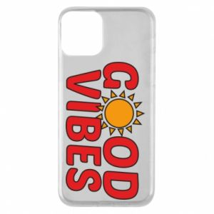 Etui na iPhone 11 Good vibes sun