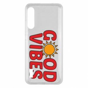 Xiaomi Mi A3 Case Good vibes sun