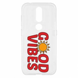 Nokia 4.2 Case Good vibes sun