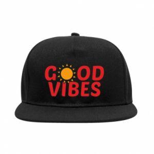 SnapBack Good vibes sun
