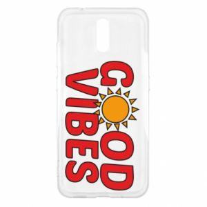 Nokia 2.3 Case Good vibes sun