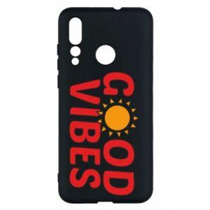 Huawei Nova 4 Case Good vibes sun