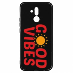 Huawei Mate 20Lite Case Good vibes sun