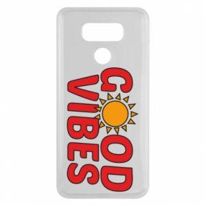 LG G6 Case Good vibes sun