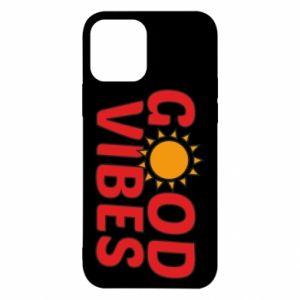 iPhone 12/12 Pro Case Good vibes sun