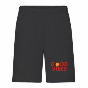 Men's shorts Good vibes sun