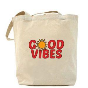 Bag Good vibes sun