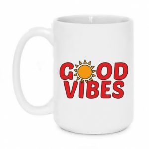 Kubek 450ml Good vibes sun