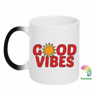 Magic mugs Good vibes sun