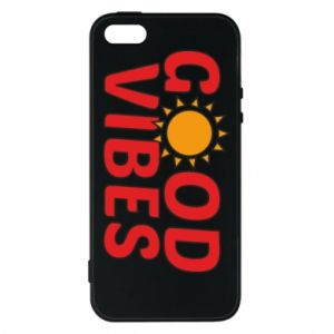Etui na iPhone 5/5S/SE Good vibes sun