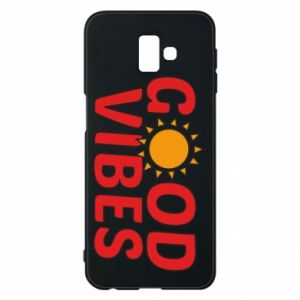 Etui na Samsung J6 Plus 2018 Good vibes sun