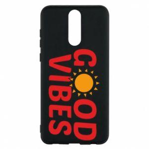 Huawei Mate 10 Lite Case Good vibes sun