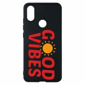 Xiaomi Mi A2 Case Good vibes sun