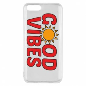 Xiaomi Mi6 Case Good vibes sun