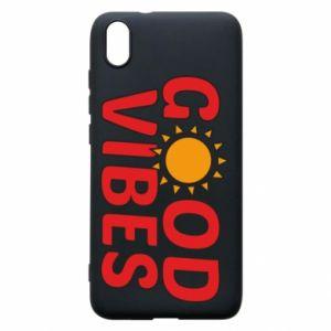 Xiaomi Redmi 7A Case Good vibes sun