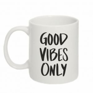 Kubek 330ml GOOD VIBES ONLY