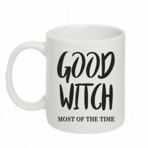 Mug 330ml Good witch most of the time
