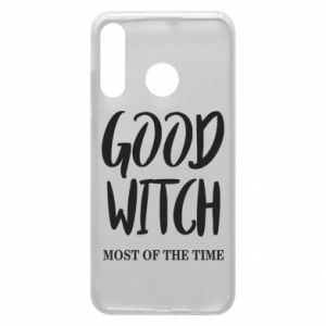 Etui na Huawei P30 Lite Good witch most of the time
