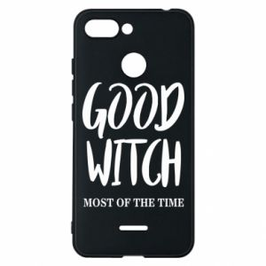 Etui na Xiaomi Redmi 6 Good witch most of the time