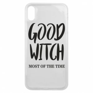 Etui na iPhone Xs Max Good witch most of the time