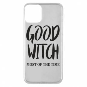 Etui na iPhone 11 Good witch most of the time