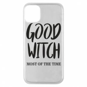 Etui na iPhone 11 Pro Good witch most of the time