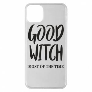 Etui na iPhone 11 Pro Max Good witch most of the time